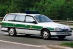HH-7064 - Opel Omega Caravan - FuStW (a.D.)