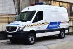 Budapest - Rendőrség - Tatortkraftwagen