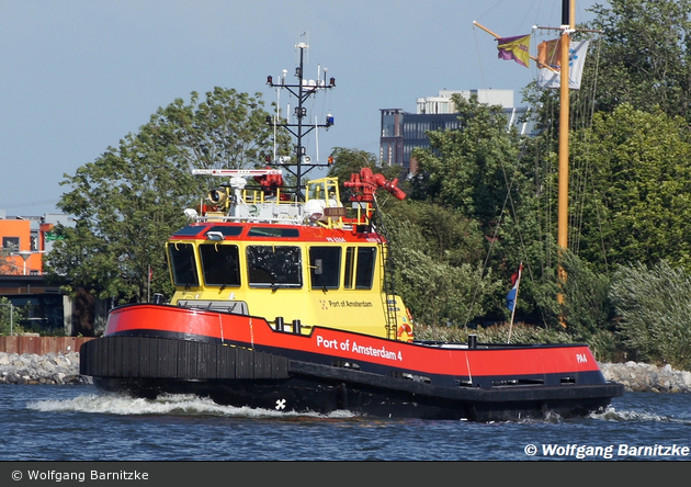 Amsterdam - Port of Amsterdam - PA4 - Athena