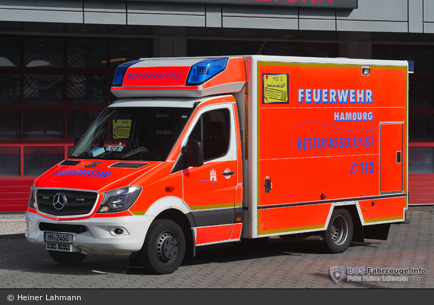 Florian Hamburg RTW (HH-2460)