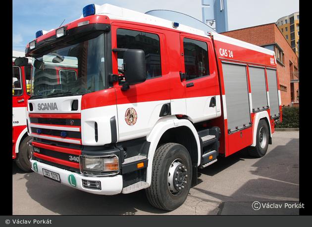 Praha - SDH - Praha 13 (Řeporyje) - TLF