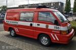 Woerden - Brandweer - GW-Mess - 786 (a.D.)