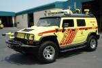 ohne Ort - Dubai Civil Defence - ELW