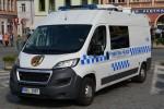 Hradec Králové - Městská Policie - mobile Wache - 6H2 3997