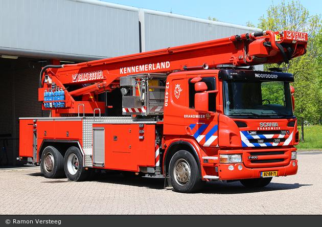 Haarlemmermeer - Brandweer - TMF - 12-4250 (a.D.)