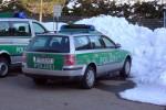 Furtwangen - VW Passat Variant - FuStW