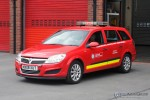 Bedminster - Avon Fire & Rescue Service - Car