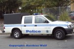 New South Wales - Police - Pickup - RXxx