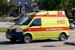 Haapsalu - Läänemaa Haigla - KTW - H-93