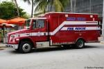 Miami Beach - FD - Ambulance 02