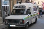 Valletta - St. John Ambulance - KTW