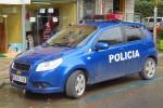 Tirana - Policia - FuStW