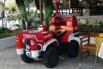 Antalya - İtfaiye - ATV