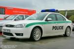 ohne Ort - Policie - FuStW