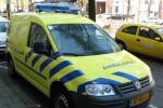 Amsterdam - GHOR - GW-Logistik - 13-501 (a.D.)