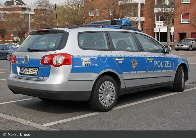 NRW4-7629 - VW Passat Variant - FuStW (a.D.)