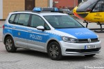 B-30509 - VW Touran - FuStW
