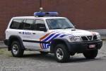 Antwerpen - Federale Politie - Spoorwegpolitie - FuStW (a.D.)