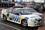 unbekannter Ort - New Zealand Police - Highway Patrol - FuStW