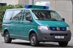PF-2814 - Justiz Pforzheim - VW T5 - GefKw