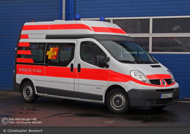 Krankentransporte SKT G. Zimmer - KTW 01/51
