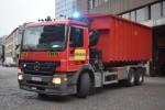Bruxelles - Service d'Incendie et d'Aide Médicale Urgente - WLF-Kran - T31