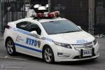 NYPD - Manhattan - Headquarter Security Unit - FuStW 5415