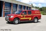 Edsbyn - Räddningstjänsten Södra Hälsingland - Transportbil - 2 26-7070