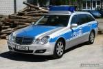 Polizei - Mercedes-Benz E 280 CDI - FuStW