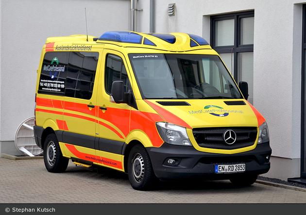 Rettung MedCare 20 KTW 03