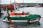 Seenotkreuzer BERLIN - Tochterboot STEPPKE