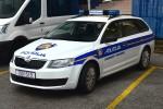 Zagreb - Policija - Interventna Jedinica - FüKw