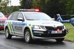 Beroun - Policie - FuStW - 4SV 0845