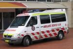 Sydney - Ambulance Service New South Wales - RTW 965
