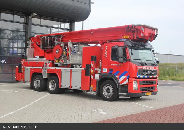 den Haag - Brandweer - TMF - 15-7650