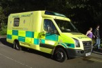 Sheffield - YAS - Ambulance - RTW