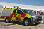Duxford - Airfield Fire & Rescue Service - Fire 1