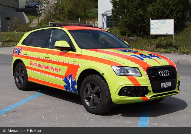 Teufen - Spitalverbund AR - RR - Sanar 3550