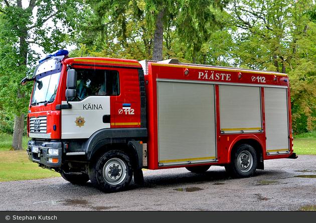 Käina - Päästeamet - TLF