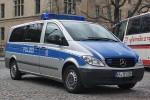 EF-TP 1100 - MB Vito 115 CDI - FuStW - Erfurt