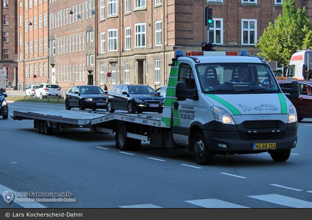 København - Københavns Autotransport - Abschleppfahrzeug