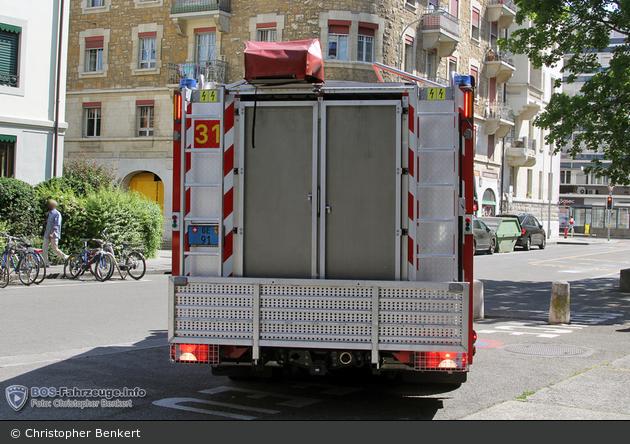 Genève - SIS - SLV - César 31