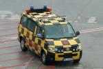 Flughafen Hamburg - Verkehrsaufsicht 6