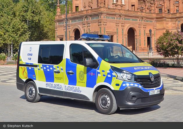 Sevilla - Policía Local - FuStW - 484