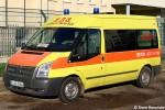 Ambulance Berlin Süd - KTW - Arnold 206 (B-AB 2060)