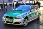 M-PM 9468 - BMW 320d Touring - FuStW - München