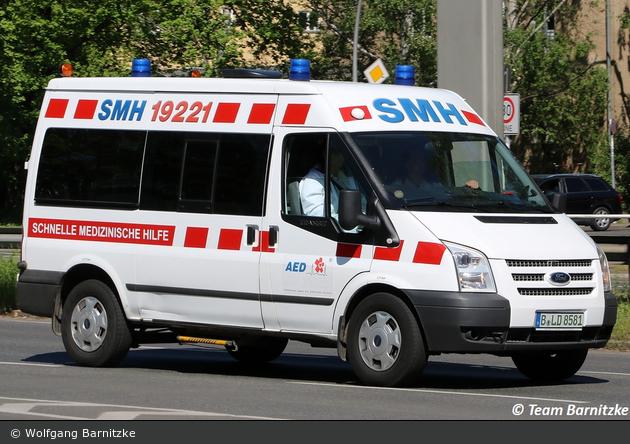 Krankentransport SMH - KTW (B-LD 8581)