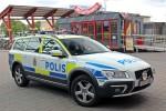 Göteborg - Polis - FuStW - 1 51-1130