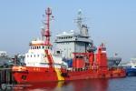 Ölbekämpfungsschiff MS Kiel