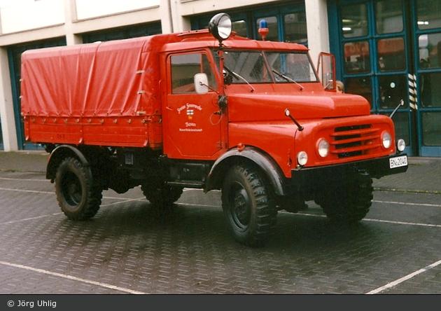 Florian Bonn GKW BN-2040 (a.D.)